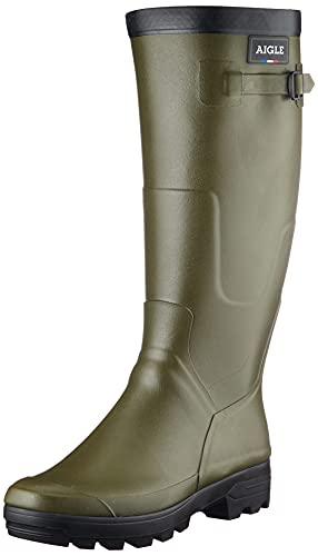 Aigle - Benyl - Chaussure de chasse - Homme - Vert (Kaki) - 43 EU (9 UK)