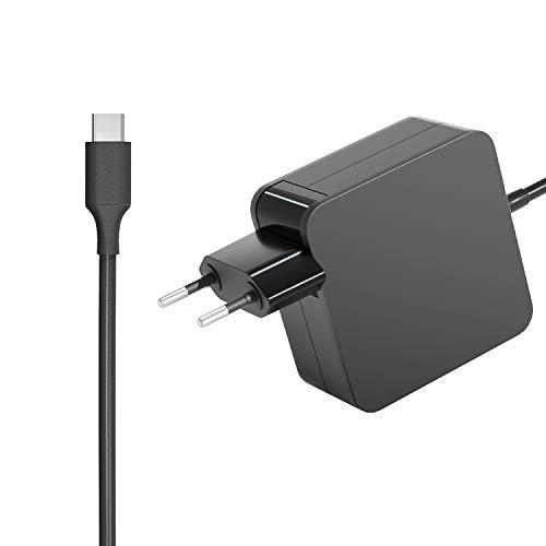 Milipow - Caricatore USB C, 90 W, tipo C, compatibile con MacBook Pro iPad Pro, Google Pixel, iPhone 11 Pro Max XS XR, Galaxy, Nokia N1, LG G5/G6, Google ChromeBook, Pixel, PixelBook e molto altro