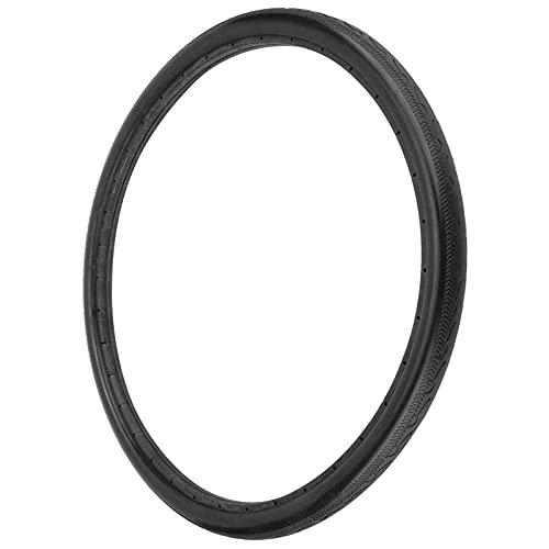 MARMODAY Neumático de bicicleta de 26 pulgadas a prueba de explosiones de bicicleta de reemplazo negro