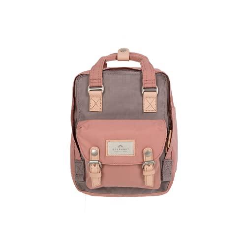 Doughnut MACAROON Rucksack MINI Unisex 7L mit Tabletfach I Studenten-Rucksack funktionell & handgefertigt I als Reise-Rucksack oder leichter City-Rucksack I Daypack