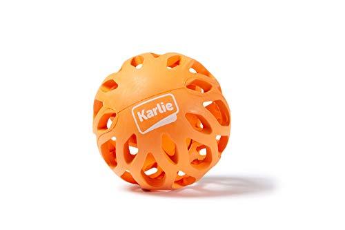 Karlie Gitterspielball, Gummi Koko ø: 8 cm orange