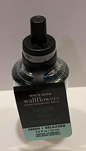 Wallflowers Bath Body Works Fragrance Refill Bulb Fresh Fall Morning