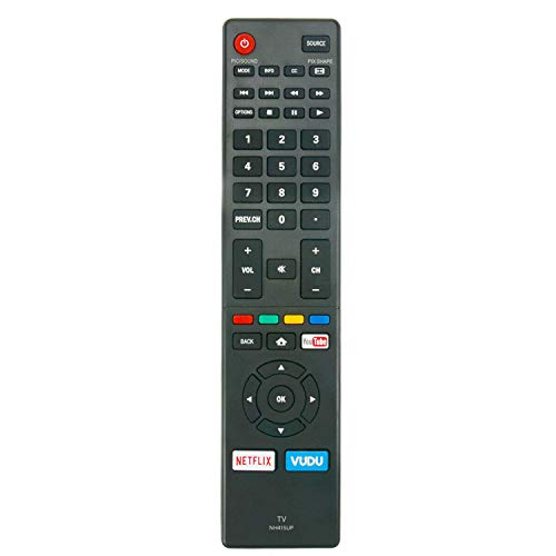 New NH415UP Remote Control Compatible with Sanyo LED LCD TV FW55C46F FW43C46F FW55C46F-B FW43C46F-B FW50C85T FW50C36F FW55C46FB FW43C46FB