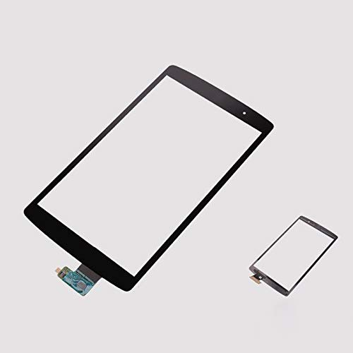 Replacement for LG G Pad X 8.3 LTE VK815 Big IC New Touch Screen Digitizer (No LCD Display) Black