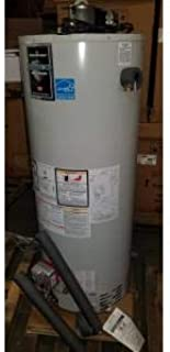 BRADFORD WHITE D4504S6FSX 50 GALLON RESIDENTIAL DAMPER ATMOSPHERIC VENT HIGH EFFICIENCY LP HOT WATER HEATER 115/60/1