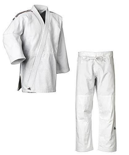 adidas Judo-Anzug Contest weiß/Schwarze...