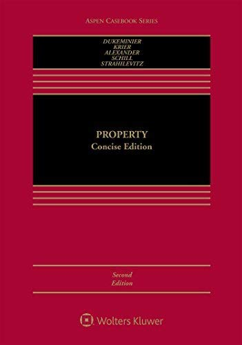 Download Property Connected Casebook] (Aspen Casebook) 