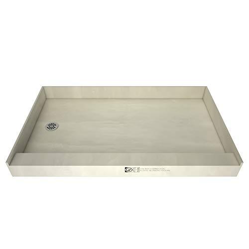Tile Redi 3060L-PVC Redi Base Shower Pan, 60