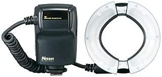 Nissin Macro Ring Flash MF 18 for Nikon (Renewed)