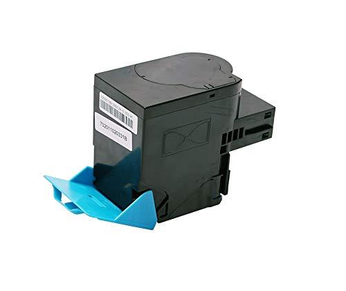 Alternativ Toner für Lexmark 24B6008 Cyan für Lexmark C2132 XC2130 XC2132 C 2132 XC 2130 XC 2132 von ABC