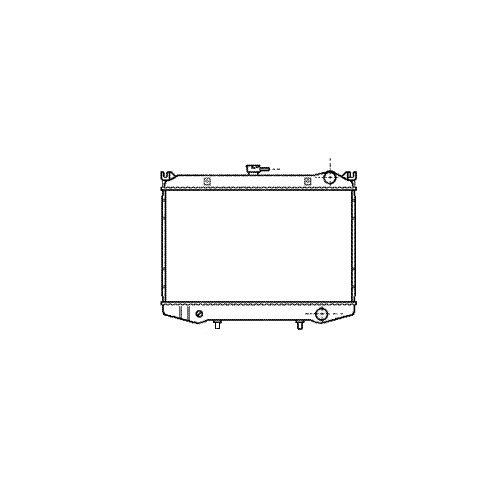 Van Wezel 13002064 Refrigerantes del Motor