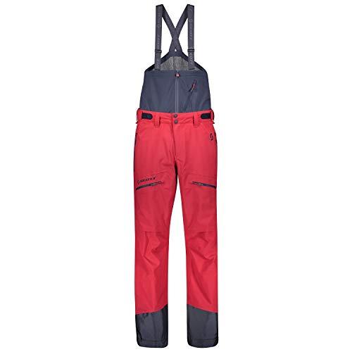 Scott Pant M's Vertic GTX 3L Wine Rouge Taille XL