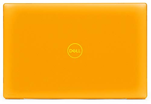 mCover Hard Shell Case for 2020 13.4' Dell XPS 13 9300 / 9310 (non-2-in-1, Without 360-degree Hinge) Models Laptop( not Fitting Older L321X 9333 9343 9350 9360 9365 9370 9380) DL-XPS13-9300 Orange