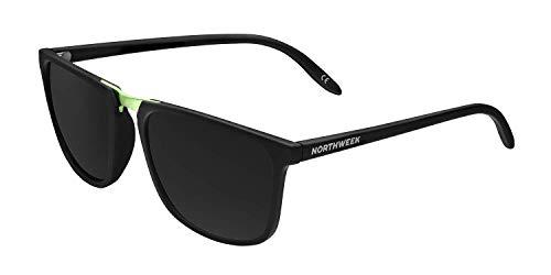 Northweek Shelter OAHU Sunglasses, Black, Onesize Unisex