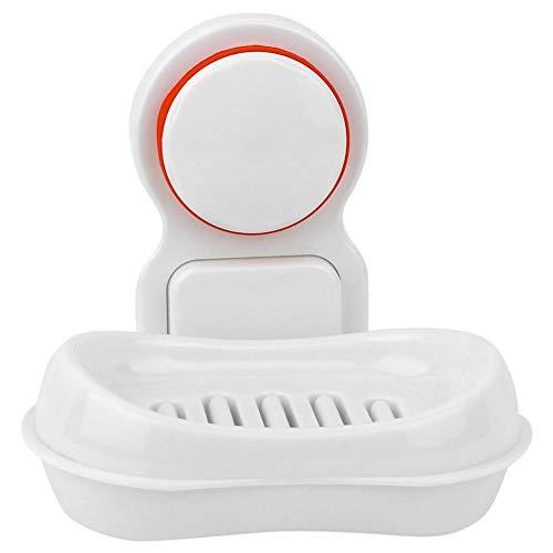 Zeepbakje Vuoto Saver Box zeepbakje voor keuken, badkamer, muur, zonder stempel
