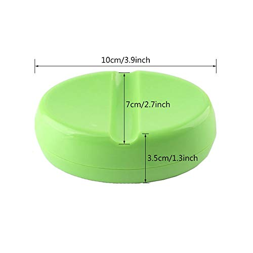 Great Features Of 10CM Oval Pin Catcher Needle Storage Needle Absorber Pearl Needle Box Sewing Pincu...