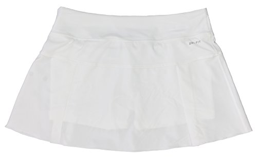 NIKE Victory - Falda de Tenis, Mujer, Color Blanco -...