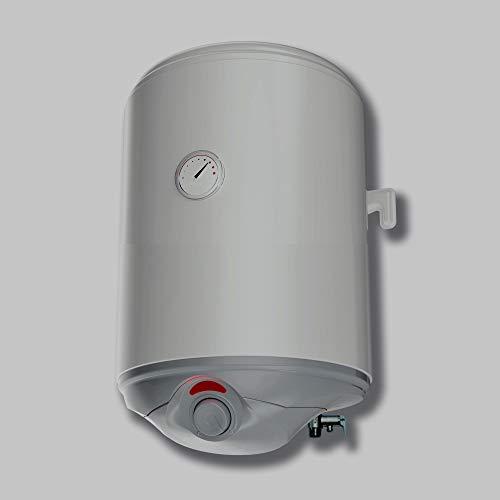 Ryte Eco Termo Eléctrico 30 litros   Calentador de Agua Vertical, Serie Premium Eco, Instantaneo - Aislamiento de alta densidad