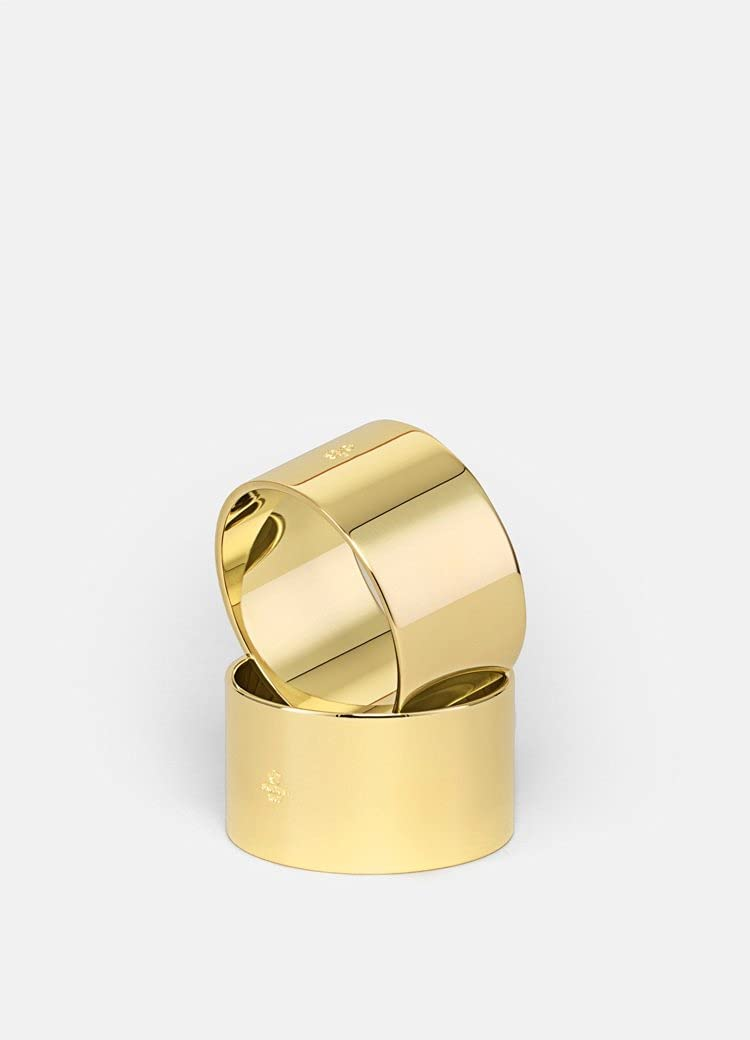 Large special price !! Skultuna Napkin Rings Max 50% OFF Set of 2