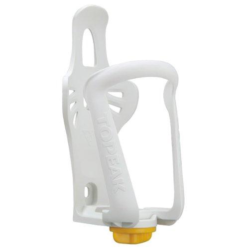 TOPEAK Unisex– Erwachsene Modula Cage EX Flaschenhalter, weiß - Weiß, One Size