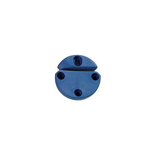 Gamma Technisches Equipment Rundspannkopf blau Tennis Besaitungsmaschine Blau