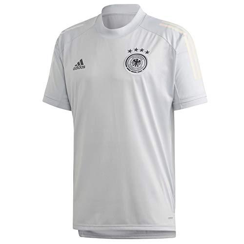 adidas Herren T-Shirt DFB TR JSY, Gricla, L, FI0746
