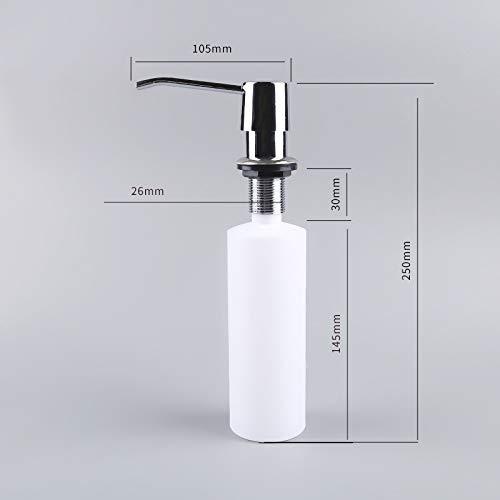 Qiwenr Dispensadores de loción y de jabón