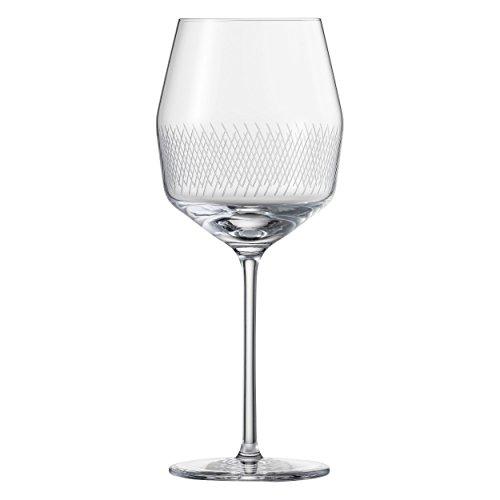 Zwiesel 1872 Upper West Allround Weinglas, 2er Set, Trinkglas, Wasser Glas, Kristallglas, 420 ml, 120754