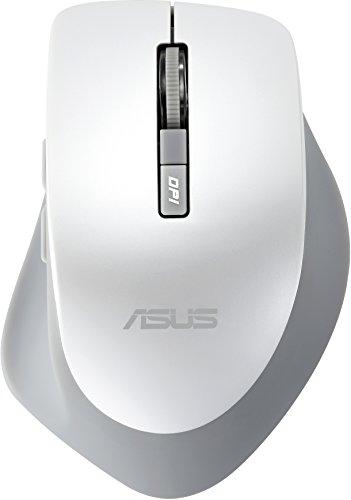 Asus WT425 Optische Maus (wireless, USB) weiß