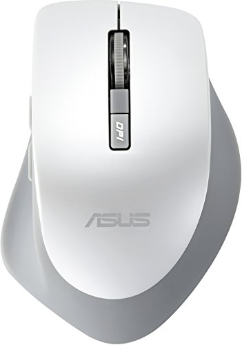 Asus WT425 Mouse Wireless, Bianco