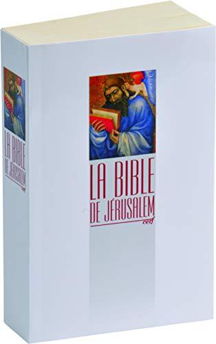 La Bible de Jérusalem - Poche brochée