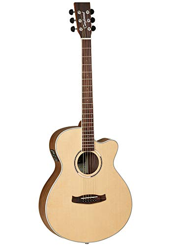 Tanglewood Discovery DBT SFCE BW Electro-Acoustic Guitar