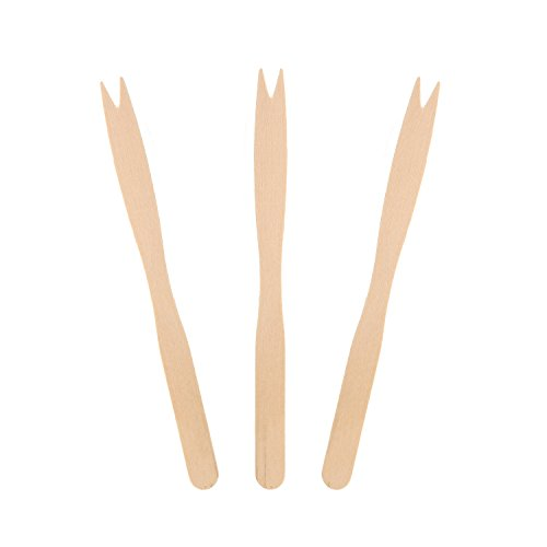 Royal Two Prong Wood Fork, Case of 10,000