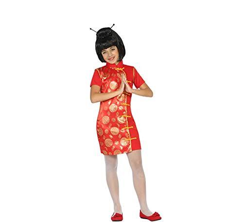 ATOSA disfraz china niña infantil 5 a 6 años