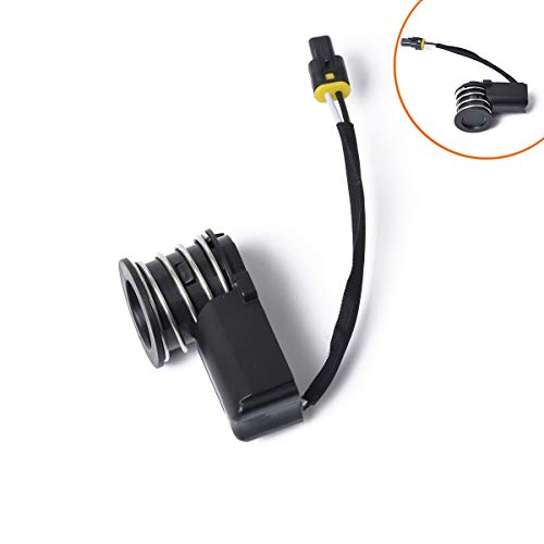 New MADONG Reversing radar auxiliary sensor - for Compatible with Toyota Prius YARIS Mazda 3,6 (Colo...