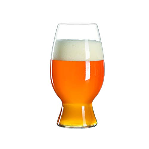 Spiegelau & Nachtmann, 4-teiliges Kraftbier-Glas-Set, Witbier, Kristallglas, 750 ml, 4991383, Craft Beer Glasses