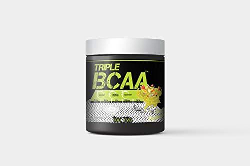 Laperva Triple Pure Amino Acid Zero Fat, Zero Carbs and Zero Sugar BCAA Amino Acid (Exotic Tropical)