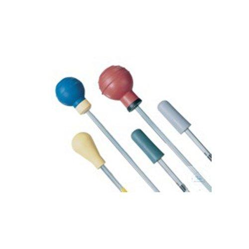 neoLab 3-1401 Saugball für Pipetten, 2 mL, Grau (10-er Pack)