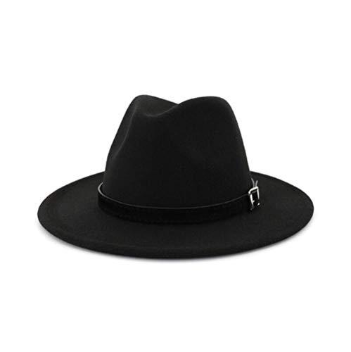 Fashion Fedoras Fashion Jazz Hat Summer Spring Blend Cap Outdoor Casual Hat Goes Cowboy Hats,Wyh-4770-6