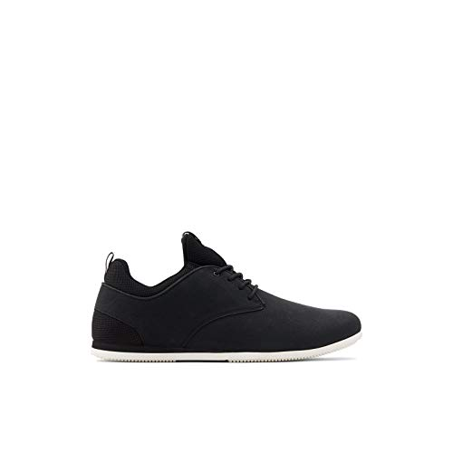 ALDO Men's Preilia Casual Sneaker, Black, 9