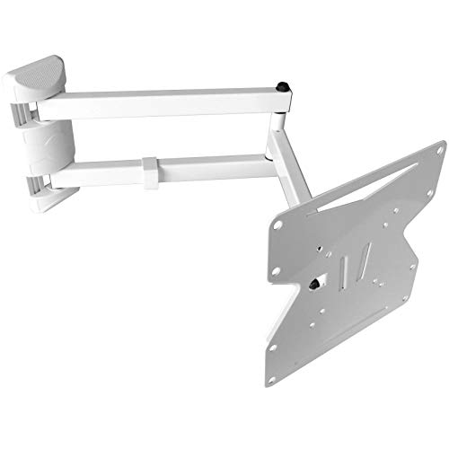 DRALL INSTRUMENTS Soporte de Pared Extensible hasta 60 cm de PC TV 15-37 Pulgadas Soporte de LED LCD inclinable de Forma articulada Modelo: S89W