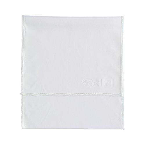 Rollei Mikrofasertuch XL - Hochwertiger Mikrofaser Handschuh für schonende Renigung von Kamera, Objektive, Filter, uvm., wiederverwendbar und waschbar - Größe: 180 x 350 mm