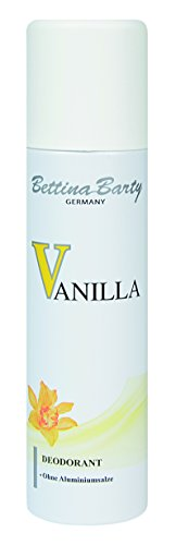 Barty Bettina Vanilla Deodorant Spray, 2er Pack (2 x 150 ml)
