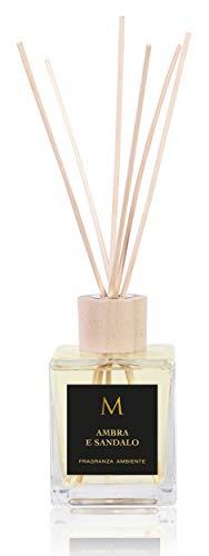 Parfum amber en sandelhout geur voor sfeer 3000 ml