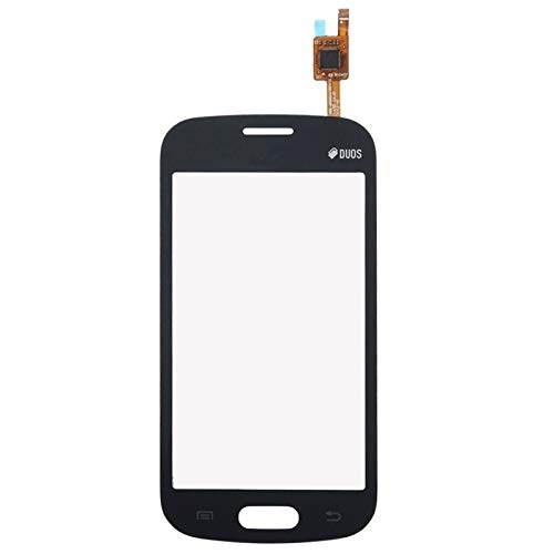 un known Panel táctil para Galaxy Trend Lite / S7392 / S7390 Accesorio Mantenimiento Personal (Color : Black)