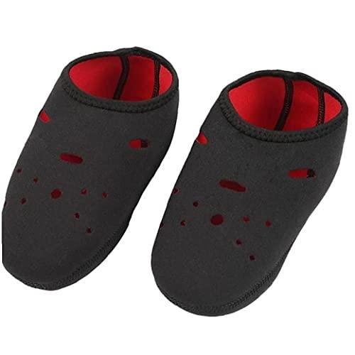 Onsinic Deportes acuáticos zapatos de neopreno botines de playa descalzos calcetines de yoga de secado rápido para hombres y mujeres