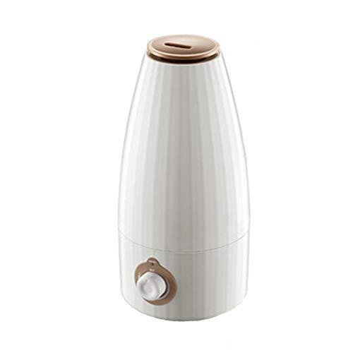 Humidificador GQIANG, 2L Tanque De Agua Se Puede Utilizar Continuamente Durante 8 Horas, Funcionamiento Silencioso, Apagado Automático Sin Agua, Adecuado For Los Bebés, Habitaciones, CAS