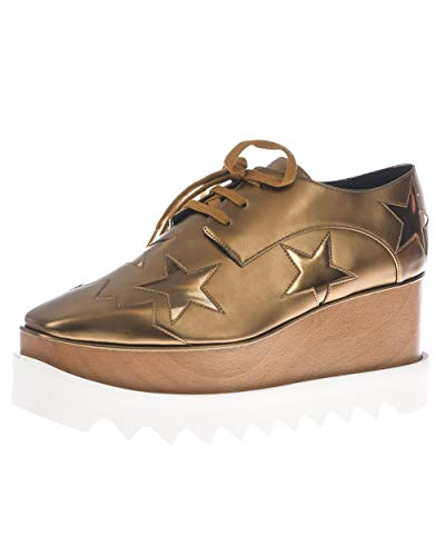 STELLA MCCARTNEY - WOMEN'S SHOES 363998W1FX1 GOLD ELYSE 34