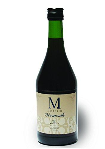 MISTERIO VERMOUTH - Vermouth rojo de Bodegas Privilegio del Condado a base de vinos generosos y botánicos del entorno de Doñana - D.O. Condado de Huelva - 2 Botellas