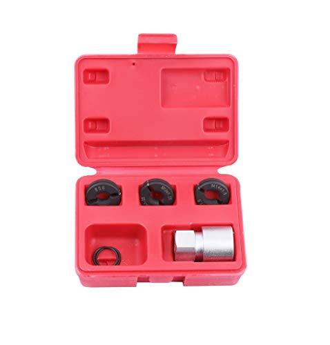 KOSHIHARA コシハラ K903 ハブボルトネジ山修正セット ハブボルト修正ダイスセット 切削工具 ネジ山修正 適応ハブボルトサイズM12×P1.25, M12×P1.5, M14xP1.5 台湾製 整備用工具